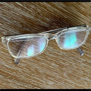 👓 Clear Guess Eyeglasses 👓